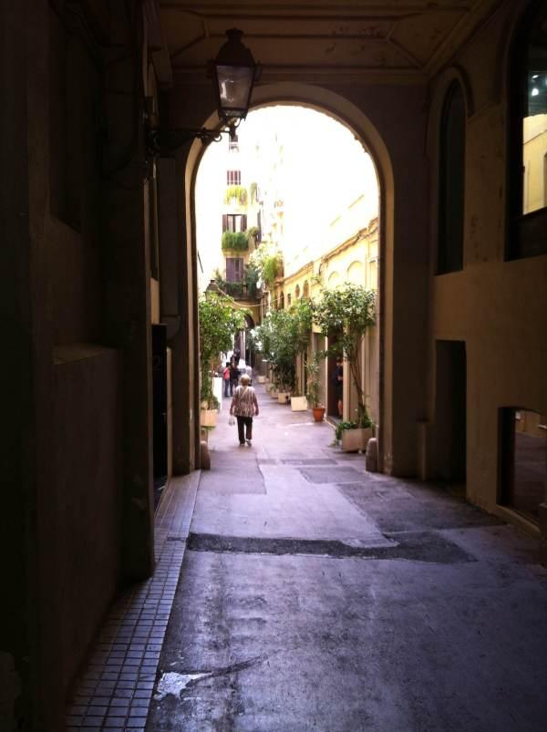 Passatge de Sert, Barcelona